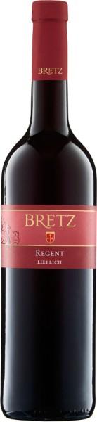 Ernst Bretz| Regent mild 2018