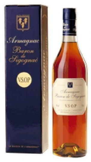 Baron de Sigognac   Bas Armagnac VSOP