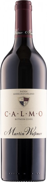 Martin Waßmer| CALMO Rotweincuvée 2016