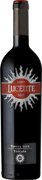 Luce della Vite | Lucente Rosso Toscana 2017
