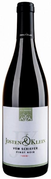 Josten & Klein   Vom Schiefer Pinot Noir trocken 2014