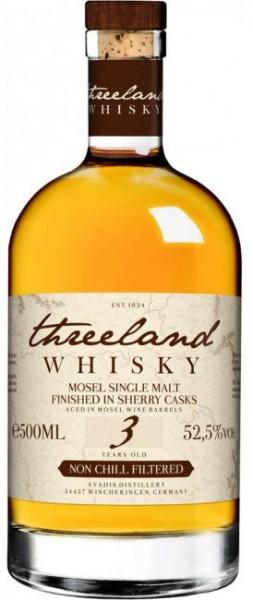 Threeland | Whisky Single Malt Sherry Finish 3 years