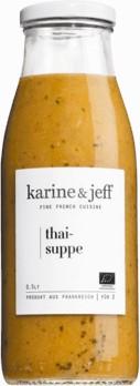 karine & jeff | Thai-suppe Bio