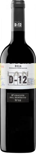 Bodegas LAN   Rioja LAN D-12 2016