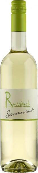 Russbach   Sommercuvée weiß 2020