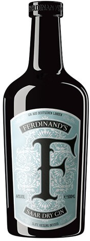 Capulet & Montague   Ferdinand's Saar Dry Gin