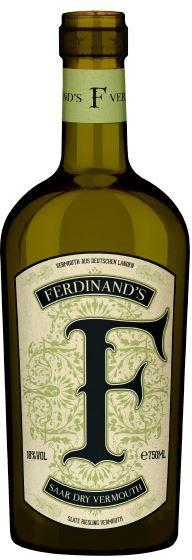 Capulet & Montague   Ferdinand's Saar Dry Riesling Vermouth