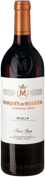 Marqués de Murrieta   Rioja Reserva 2012