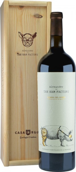Casa Rojo | Alexander vs. The Ham Factory Doppelmagnum 2013