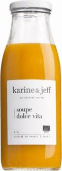 karine & jeff | Soupe Dolce Vita - pürierte Gemüsesuppe