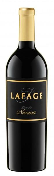 Domaine Lafage | Narassa Rouge IGP 2017 Doppelmagnum