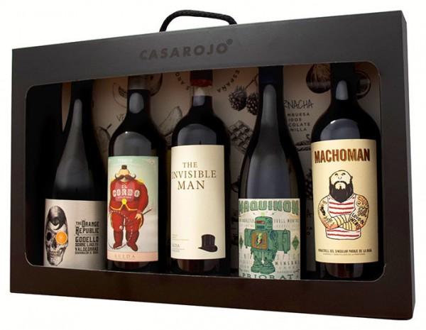 Casa Rojo | Wine Guru Geschenkset