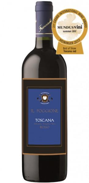 Il Poggione | Rosso Toscana DOC 2015