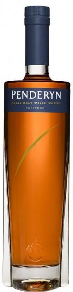 Penderyn Distillery   Portwood Single Malt Welsh Whisky 46% vol.