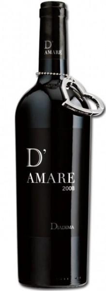Diadema | D'Amare rosso 2008