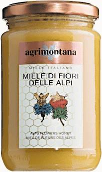 Agrimontana   Miele di fiori delle alpi - Alpenblütenhonig