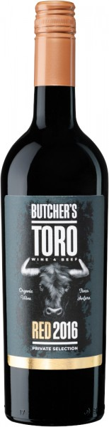 "Finca Anfora | ""Butcher's Toro"" 2016"