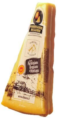 Al Giunco | Parmigiano Reggiano di Montagna DOP 300g