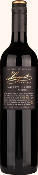 Langmeil| Valley Floor Shiraz 2017
