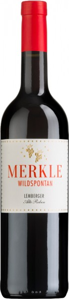 Merkle-Wildspontan | Lemberger -Alte Reben- 2016