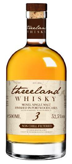 Threeland | Whisky Single Malt Portwood Finish 3 years