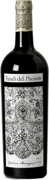 """Feudi del Pisciotto   Frappato """"Carolina Marengo for KISA"""" 2017"""