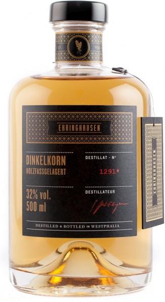 Brennerei Ehringhausen | Holzfass gereifter Dinkelkorn Organic