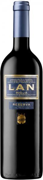 Bodegas Lan  LAN Rioja Reserva 2014