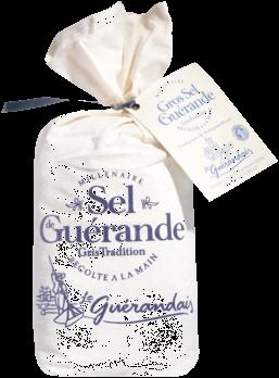 Le Guérandais | Gros Sel Guérande Grobes Meersalz 750 g