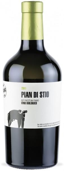 """San Salvatore 1988   """"Pian di Stio"""" Fiano Paestum 2014 0,5L"""
