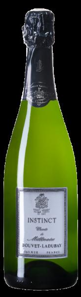 Bouvet  Instinct Cuvée Millenaire Saumur Brut Flaschengärung