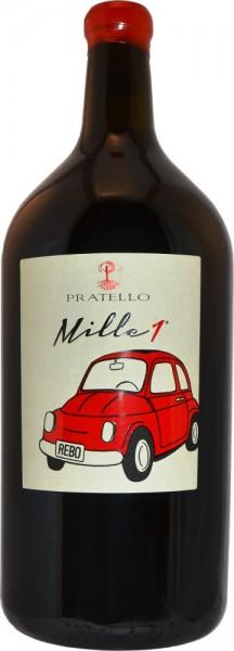 Pratello | MILLE 1 - Rebo BIO 2015 Doppelmagnum