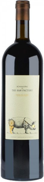 Casa Rojo | Alexander vs. The Ham Factory Magnum 2013