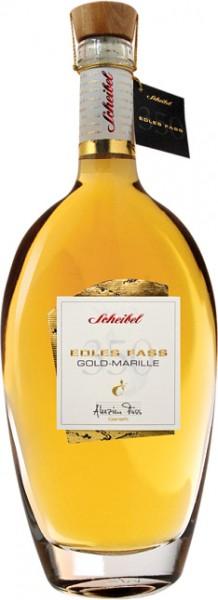 Scheibel   Gold-Marille Edles Fass 350