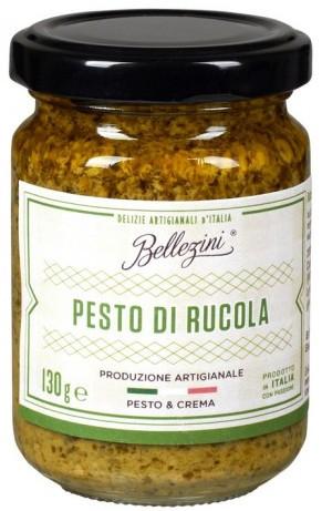 Bellezini | Pesto di Rucola - italienisches Pesto mit Rauke
