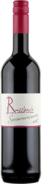 Russbach   Sommercuvée rot 2020