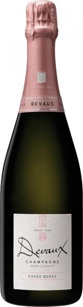 Veuve A. Devaux   Champagne Cuvée Rosée
