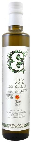 Cretalicious   Olivenöl extra vergine D.O.P.