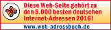 beste deutsche Internetadresse